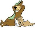 Yogi Bear Image and Boo Boo