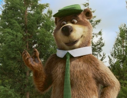 Yogi медведь