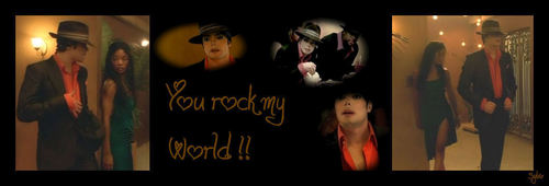 आप rock our World