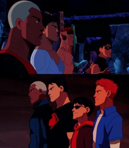 Юная Лига Справедливости