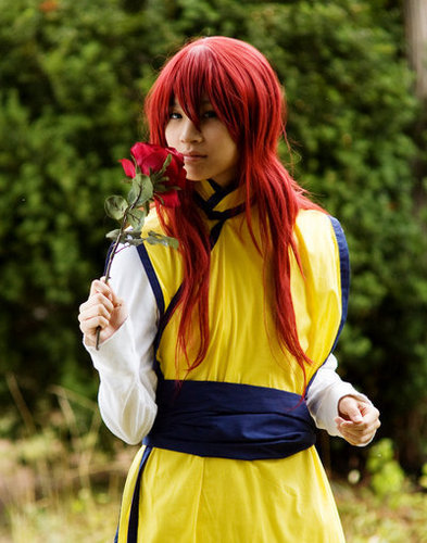 Yu Yu Hakusho cosplay