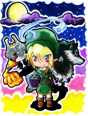 Zelda Pixs!