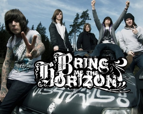 bring me the horizon <3