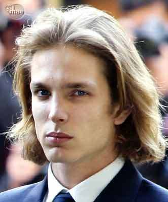 charlotte 's brother,andrea casiraghi