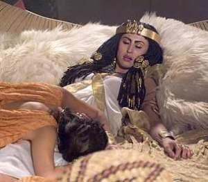 cleopatra death