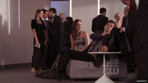 Dan and Blair wallpaper with a business suit titled dan&blair