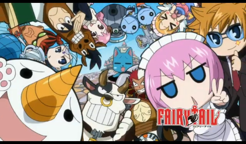 Anime Characters Fairy Tail : Fairy tail image  fanpop