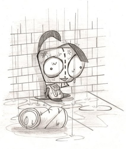gir lost - gir Fan Art