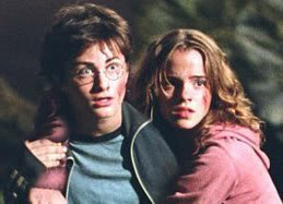 harry y hermione fondo de pantalla with a portrait called harmony, harry potter