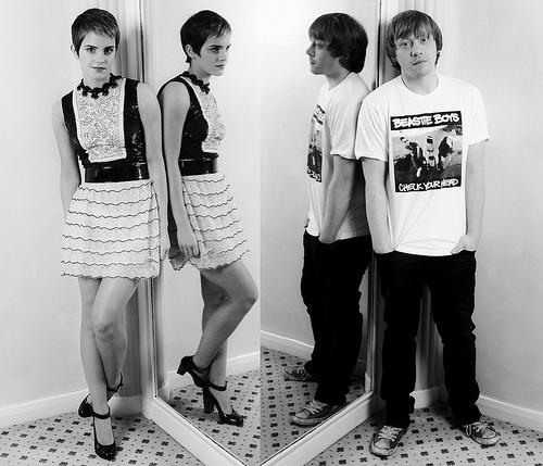 Emma & Rupert :))