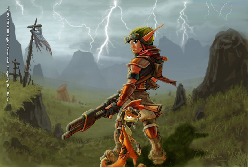 daxter images hd wallpaper - photo #33