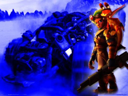 Jak And Daxter The Precursor Legacy Hd Wallpaper: Jak And Daxter Images Jak 3 HD Wallpaper And Background