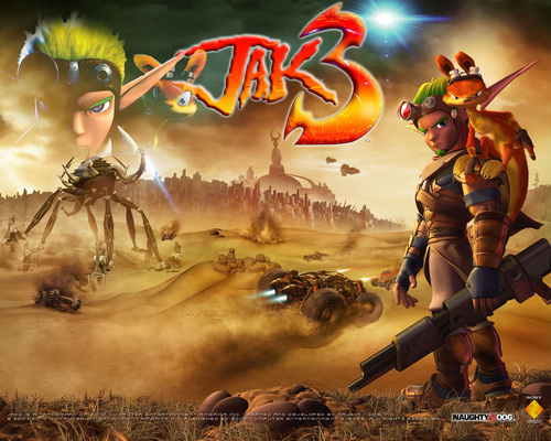 Jak And Daxter Wallpaper: Jak And Daxter Images Jak And Daxter HD Wallpaper And