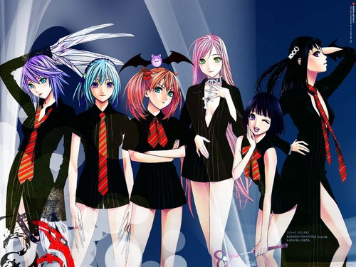 much better!! - rosario-vampire Wallpaper
