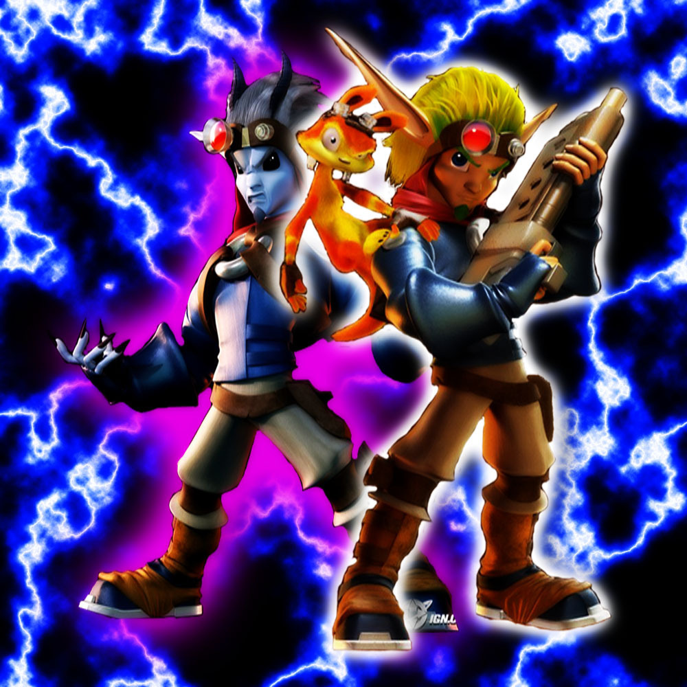 Jak And Daxter Images Normal Jak Dark Jak Hd Wallpaper And Background Photos