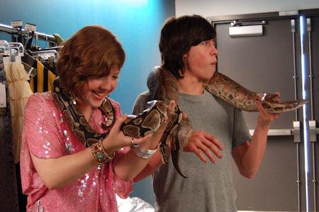 omg!! a snake!!!!!!