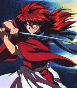 Zufällig kenshin related pictures. XD