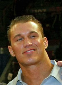 Randy Orton wallpaper probably containing a portrait titled randy handsome
