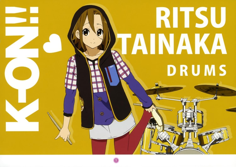 K On Ritsu ritsu - k-on Photo