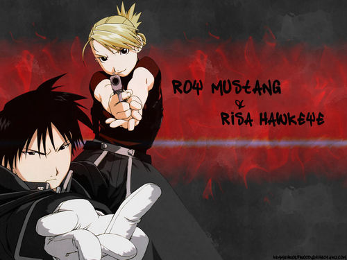 roy and  riza forever - roy-riza%3D-royai Photo