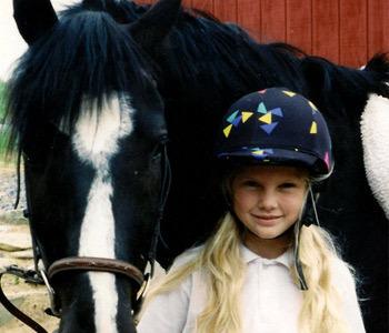 taylor black horse