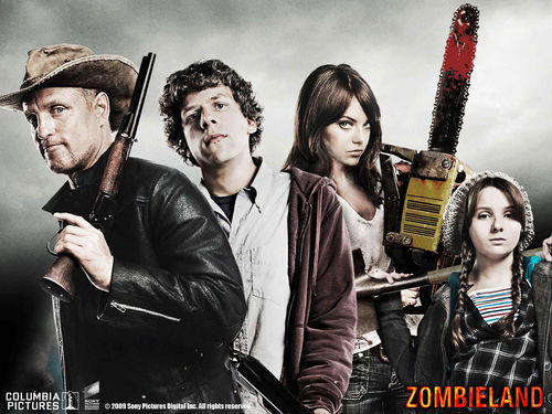 the four zombie killers