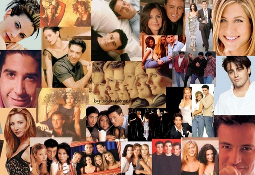 Friends wallpaper called wallpapers_friends