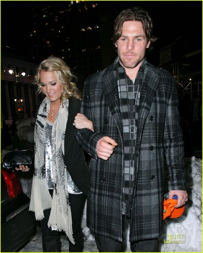 1/27/11 - Leaving Knicks Game