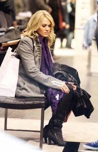 1/29/11 - Shopping in SoHo