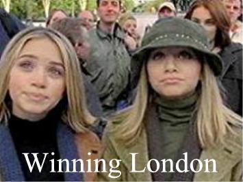 2001 - Winning London