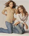 2003 September - Rolling Stone Magazine - mary-kate-and-ashley-olsen photo