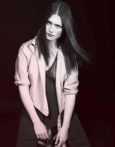 Bonnie Wright wallpaper probably with a well dressed person and a portrait called 2010 - NEXT Model Agency