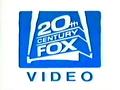 20th Century-Fox Video (Australian Variant, B)