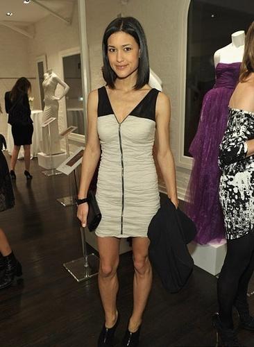 27.01 - Julia Jones on A Night Of Red Carpet Style in LA