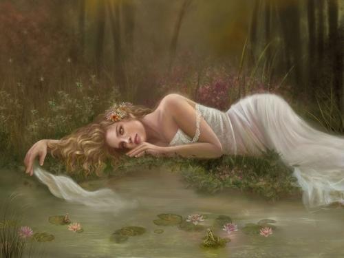 A Beautiful Dreamer