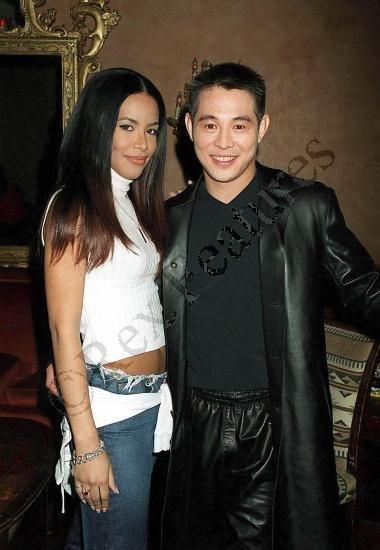 Aaliyah & Jet Li - aaliyah photo