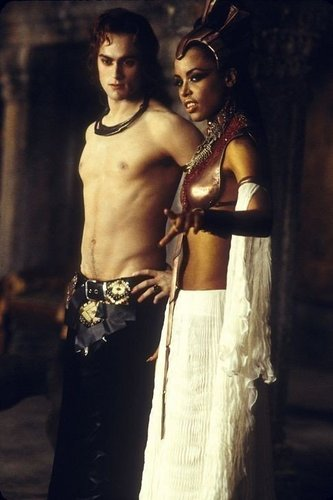 Aaliyah as Akasha