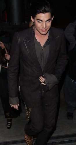 Adam's 29th Birthday at H-Wood in Hollywood...01/29/11 - adam-lambert Photo