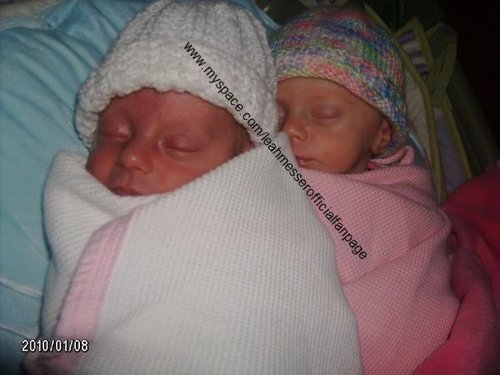 Aliannah Hope& Aleeah Grace<3