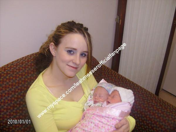 Leah Messer 16 and Pregnant
