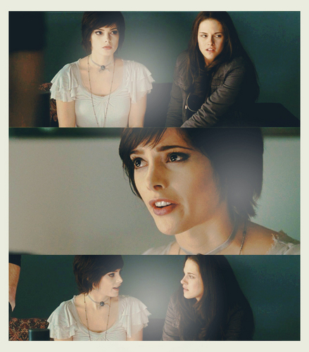 Alice and Bella ♥