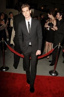 Andrew - DGA Awards January 29th 2011 - Arrivals
