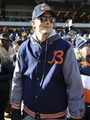 At NFC Championship January 23 - ashton-kutcher photo