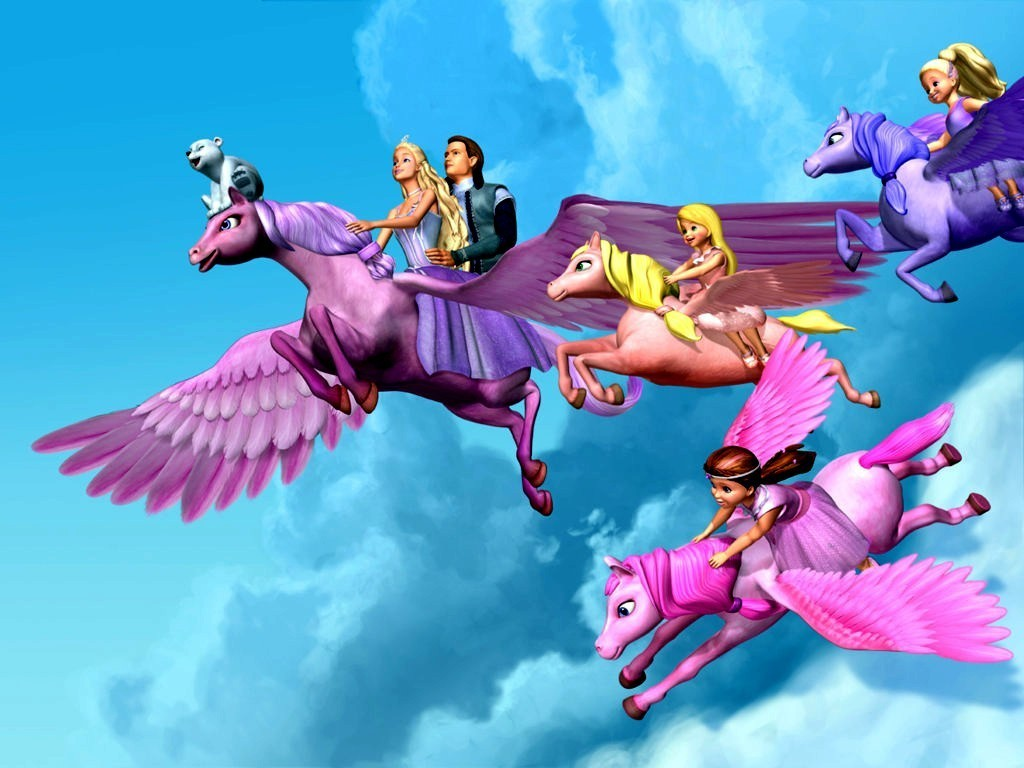 Barbie wallpaper movies  fanpop
