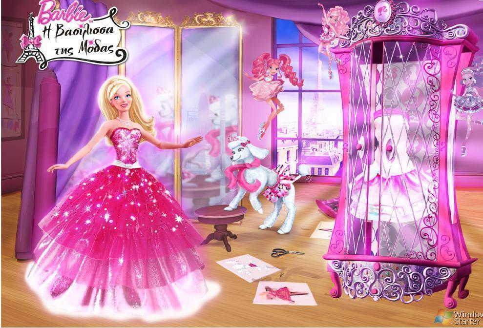 barbie wallpaper. Barbie Wallpaper