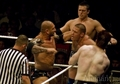 Batista ,Sheamus and The Miz