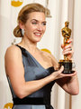 Beautiful Kate FINALLY an Oscar Winner, way over due!!