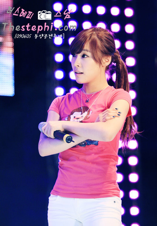 Beautiful creature Tiffany Hwang - tiffany-hwang photo