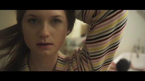 Bonnie as Mia in Sweat-2011