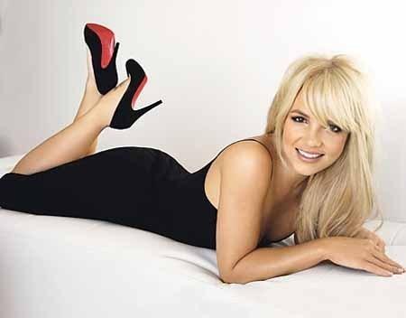 Britney ❤-Photoshoot  2008 - Patrick Demarchelier